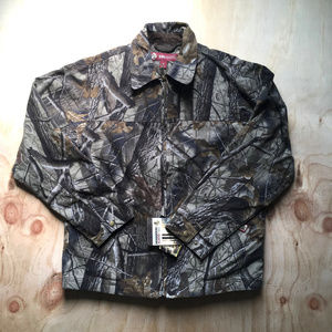 Dri Duck Realtree Camo Jacket M Trekker 5041